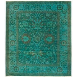 Wool Zeigler Rug - 10' x 11'