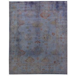 "Wool Oushak Rug (8'2'' x 10') - 8'2"" x 10'"
