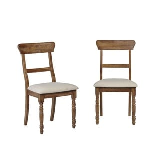 Muse Driftwood Dining Chair (2/Ctn)
