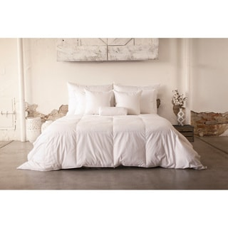Luxurious & Eco-Friendly 900-Fill, 485-thread count Hypodown Warm Comforter