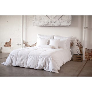 Responsibly Sourced, Naturally Hypoallergenic, Sequoia 383 Thread Count Warm Hypodown Comforter by Ogallala Comfort