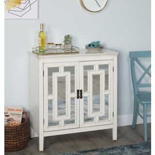 Simple Living Devon Mirrored Cabinet (2 options available)