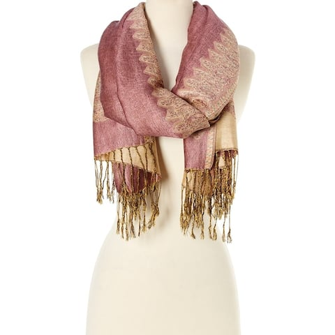Stylish and Fashionable High Class Women's Scarf and Pashmina - Large