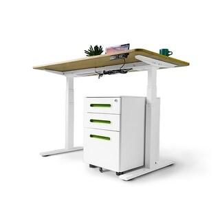 Autonomous Steel Office Desk Cabinet