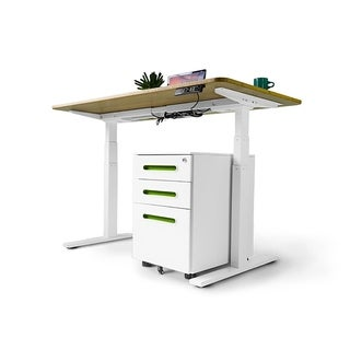 Autonomous Steel Office Desk Cabinet
