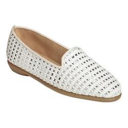 Women's Aerosoles Betunia White Faux Leather