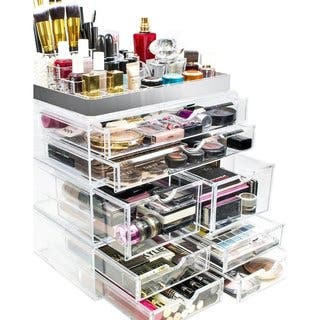 Buy Makeup Cases Online at Overstock | Our Best Makeup Brushes & Cases Deals