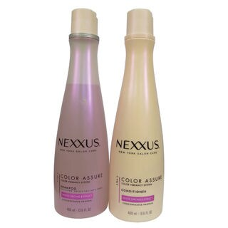 Nexxus Color Assure Vibrancy 13.5-ounce Shampoo & Conditioner Duo