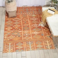 "Nourison Madera Sunset Area Rug - 3'6"" x 5'6"""