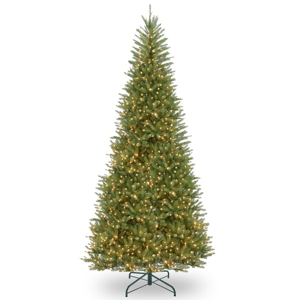 12 Ft Christmas Trees: Shop 12 Ft. Dunhill® Fir Slim Tree With Clear Lights