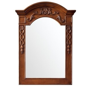 "European Traditions 29"" Mirror, Cherry"