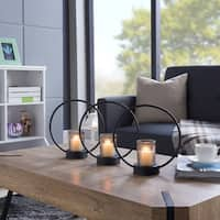 Danya B. Ring Votive Candle Holders (Pack of 3)