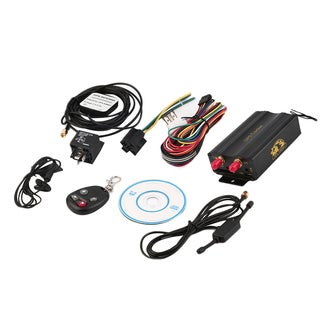 TK103B Vehicle Car GPS/GSM/GPRS Tracker Remote Control Tracking System