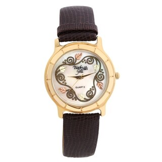 Black Hills Gold Watch with Scrollwork