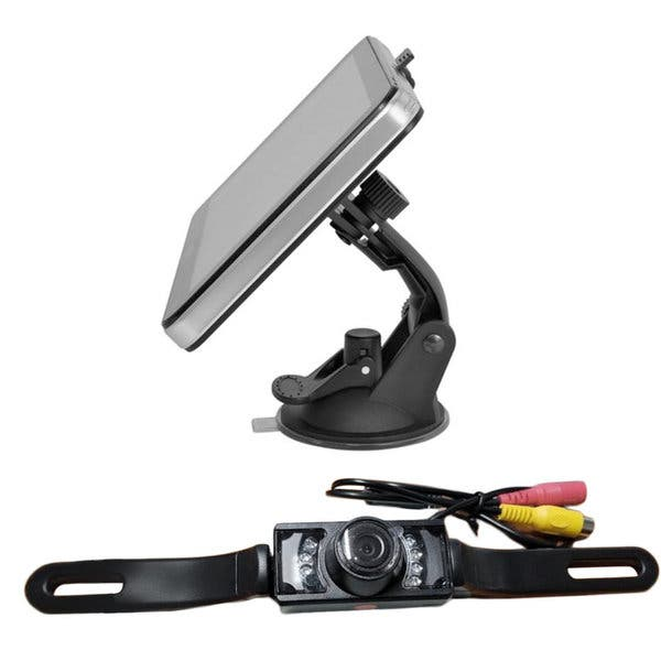 Shop 7'' Car Truck GPS Navigation+Wireless Rearview Camera