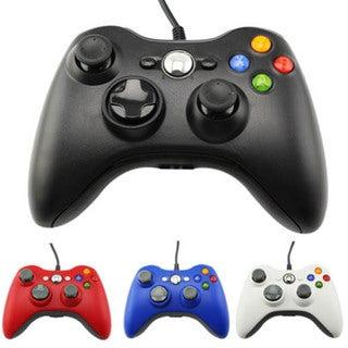 USB Wired GamePad Joypad Controller For Microsoft Xbox 360 Slim PC Windows