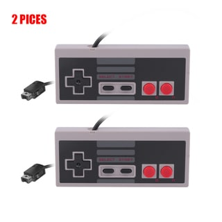 2 pieces/SET Game Controller Gamepad Console For NES Mini Classic Edition