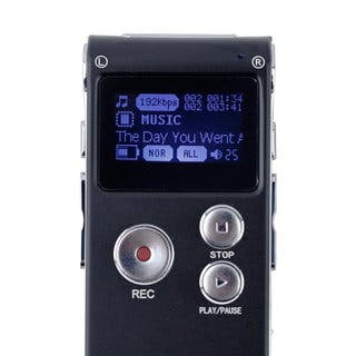 8GB CL-R30 650Hr Digital Voice Recorder Dictaphone with U Disk Function|https://ak1.ostkcdn.com/images/products/17206471/P23465290.jpg?impolicy=medium