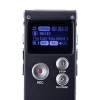 Black Voice Recorders