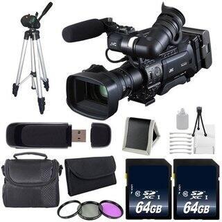 JVC GY-HM850 ProHD Bundle|https://ak1.ostkcdn.com/images/products/17207189/P23465504.jpg?impolicy=medium