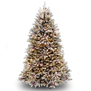 6.5 ft. Dunhill(R) Fir Tree with Clear Lights