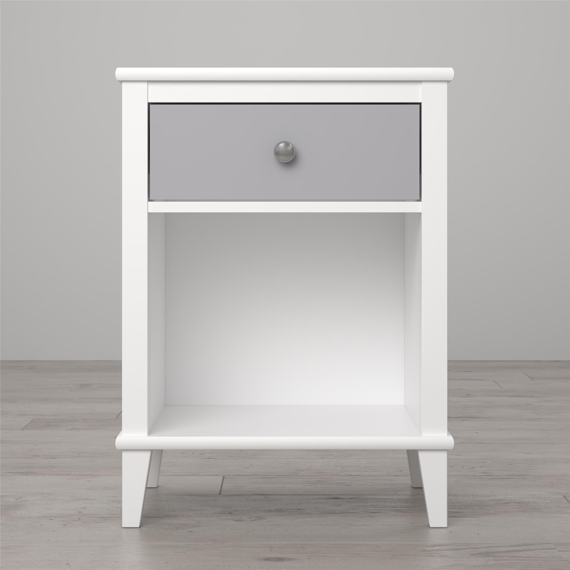 Grey Nightstands Bedside Tables Online At Our Best Bedroom Furniture Deals