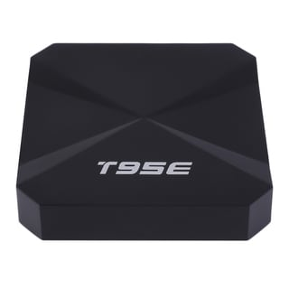 T95E-RK3229 4K 1G+8G Quad Core Smart TV Box For Android 7.1 Media Player