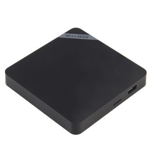 Mini M8S II TV Box Set-top Box Amlogic S905X Android 6.0 Smart Media Player