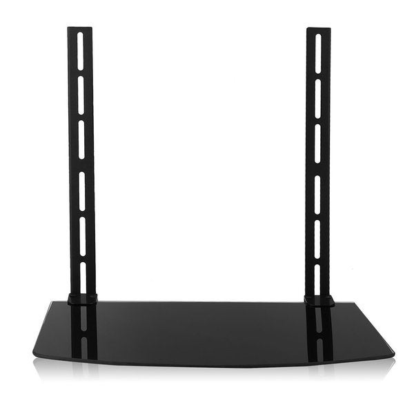 Shop No Punching Tv Wall Mount Support Stand Holder Shelf Dvd Set