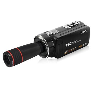 3.0 Inch LCD Touch TFT 16X Zoom 8M Pixel 1280X720p HD Camera Camcorder HDV-Z8