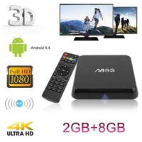 M8S S812 2G RAM+8G ROM Dual Band Wifi For Android Media Player Smart TV Box
