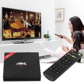 H96pro Amlogic S912 Octa Core CPU 3+32G TV Box Home Entertainment Device