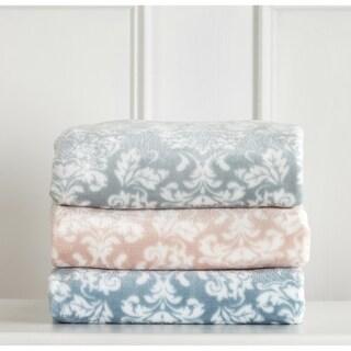 Isabel Collection Ultra Velvet Plush Oversize Throw Blanket