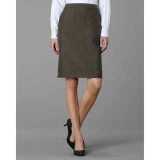 Twin Hill Women's Hudson Skirt Brown Heather (Option: 6)|https://ak1.ostkcdn.com/images/products/17211074/P23468987.jpg?impolicy=medium