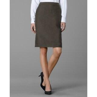 Twin Hill Women's Hudson Skirt Brown Heather
