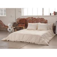 Responsibly Sourced Eco-Friendly Organic 800-Fill Power Warm Hypodown Comforter