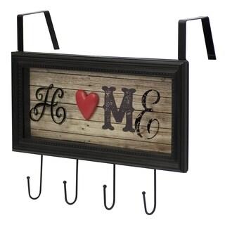 Decorative Over The Door Hook Organizer - Home