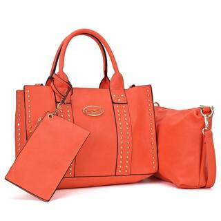 6e265ff7bd Orange Handbags