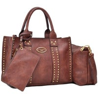 Purple Handbags - Shop The Best Deals for Oct 2017 - Overstock.com