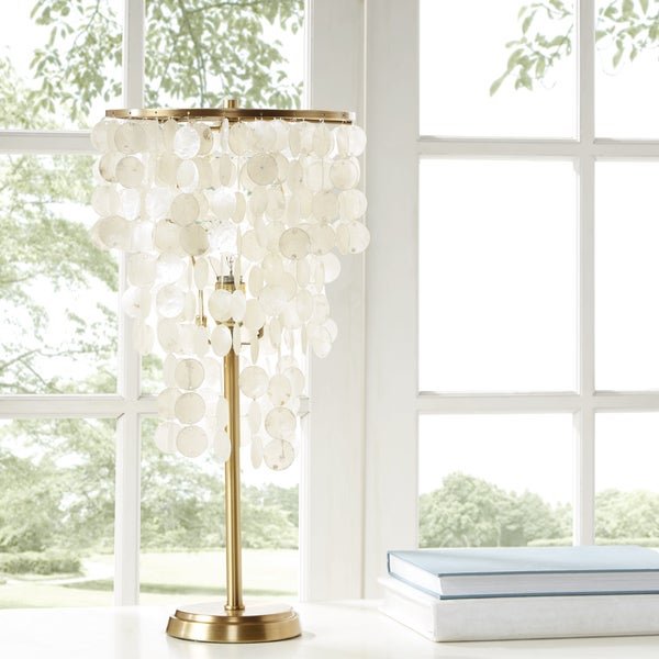 Madsion Park Signature Isla Gold Table Lamp