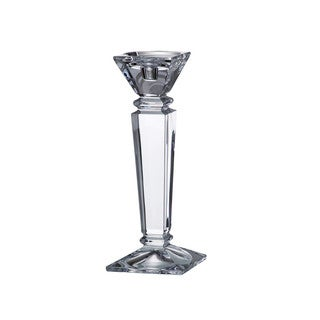 Majestic Gifts Inc. Crystalline Made in Europe Candle Stick