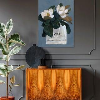 Oliver Gal ' Precious Gift' Canvas Art