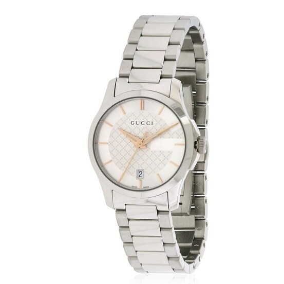 a249faec984 Shop Gucci G-Timeless Ladies Watch - Free Shipping Today - Overstock -  17212149
