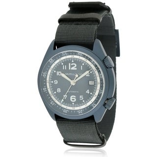 Hamilton Khaki Aviation Pilot Pioneer Automatic Mens Watch H80495845