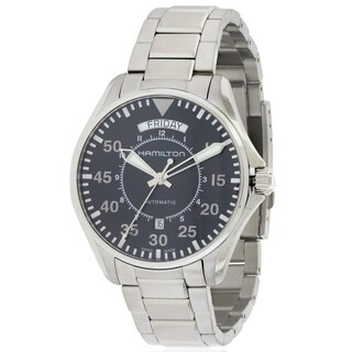 Hamilton Pilot Day Date Mens Watch H64615135