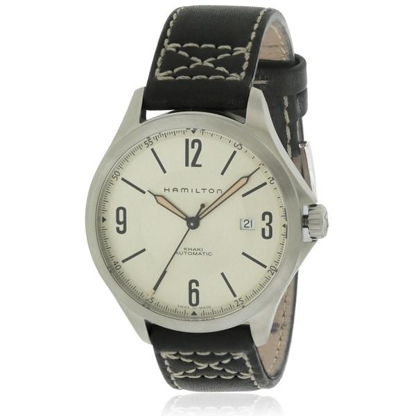 Shop Hamilton Khaki Aviation Mens Watch H76665725 - Free Shipping ... 33de6e04fb