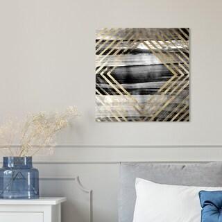 Oliver Gal 'Rombo Numero 7' Canvas Art