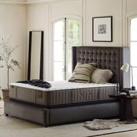 Stearns & Foster Oak Terrace 14-inch Luxury Plush Queen-size Mattress