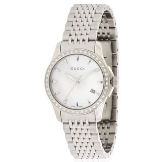 Gucci Timeless Ladies Watch YA126506