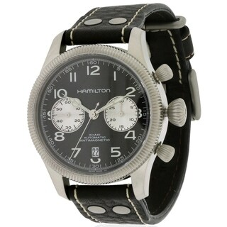 Hamilton Khaki Field Chronograph Automatic Mens Watch H60416533